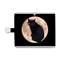 MOON CAT iPhone case